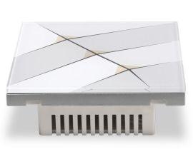智畅智能家居z-wave 三路智能灯光触摸面板, 智能三路触碰开关