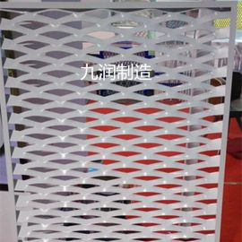 安徽厂家专业生产装饰铝板网  镀锌金属铝板网