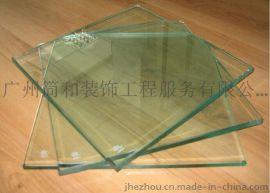 广州玻璃门维修,拆装玻璃门 更换地弹簧安装