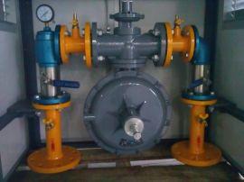 通辽锅炉专用燃气调压柜