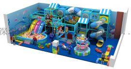 合肥 儿童闯关游乐场设备 室内淘气堡游乐场设备
