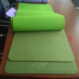 优惠供应4MM单色TPE瑜伽垫 100%实物拍照