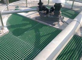 市政污水处理厂玻璃钢格栅盖板@河南污水处理格栅盖板@污水格栅盖板