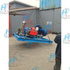 宏兴HX-80150型1400公斤大压力大流量冷凝器高压清洗机