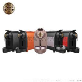 澳为尔Ourview便携式意式咖啡胶囊机适用于雀巢型咖啡胶囊 胶囊咖啡机