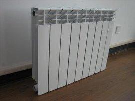 压铸铝双金属UR7002系列暖气片散热器厂家
