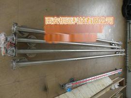 厂家供应西宁青海防腐蚀304衬四氟液位计316化工衬四氟液位计