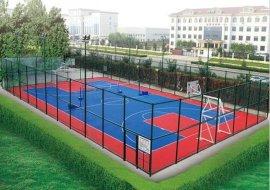 喷塑球场防护网,现货球场围网,绿色体育场护栏网