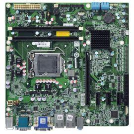 台湾威强IEI嵌入式主板IMBA-H810支持Core™ i7/i5/i3处理器H81芯片组