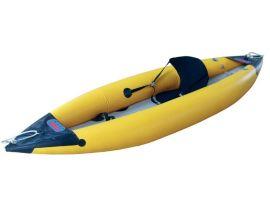 皮划艇青岛海之蓝超耐用单人皮划艇
