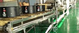 油面生产机器设备 油面自动蒸煮设备 油面生产线机器