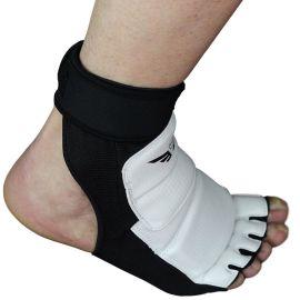 正品加厚跆拳道护脚套散打护踝格斗拳击护手护具训练比赛儿童成人