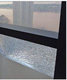 换玻璃,更换高空自爆玻璃