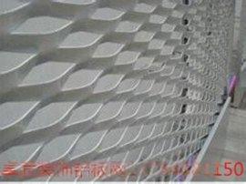 造价低装饰效果好卓质铝板网