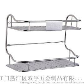 沐居宝不锈钢码墙浴室置物架
