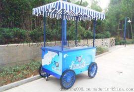 广州房地产户外售货车  园林户外售货车  步行街售货车特价