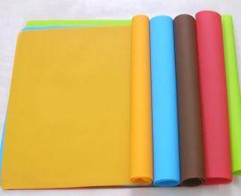 硅胶餐垫 咖啡巴桌垫 精美桌垫 方形硅胶餐垫盘垫