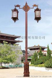 中山信安照明专业定制生产非标规格民族风特色庭院灯厂家