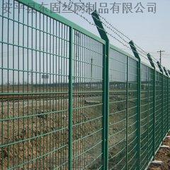 公园绿化PVC草坪护栏--东固丝网公司