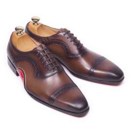 私人订制手工皮鞋-角度订制手工男鞋