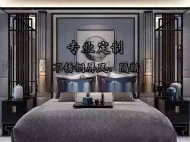 现代客厅不锈钢屏风隔断,玫瑰金不锈钢屏风定制