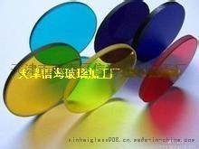 供应天津3-19mm彩色玻璃