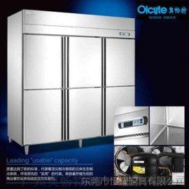 D1760L6-PS六門高身冷櫃 大三門超市立式冷櫃 啤酒櫃