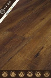 常州三层复合强化高耐磨高密度商用地板