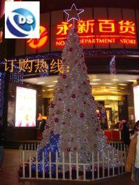 馆陶大型圣诞树工厂 设计圣诞 商场 酒店设计装饰