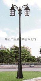 鑫通灯饰 欧式压铸铝庭院灯 欧式庭院灯 LED景观灯