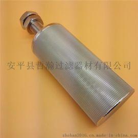 不锈钢烧结过滤网 304/316螺纹接口圆筒滤芯 烧结网滤芯过滤器