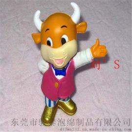 厂家专业生产骏泰PU发泡动物形状玩具 环保品质