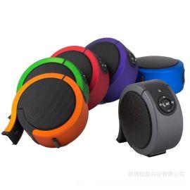 户外蓝牙音箱 圆形 蜗牛螺旋便携 轮胎 立体音响 c6表 无线 插卡