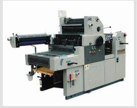 47立式六开打码单色胶印机
