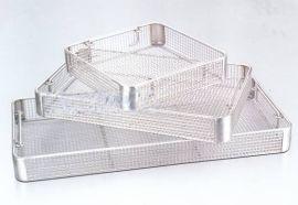 厂家定做医院供应室手术器械装载篮清洗篮消毒篮