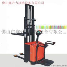 载重1/1.5/2吨升高可选全电动堆高车 全电动叉车 堆高叉车 装卸车