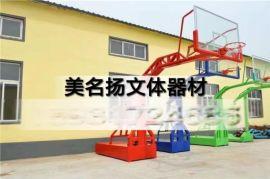 供应电动液压篮球架厂家直销