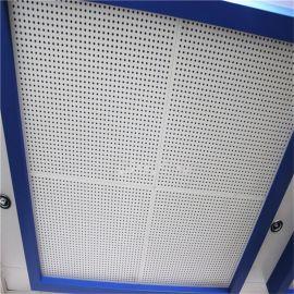 规格定制款铝拉网吊顶材料图书馆吊顶