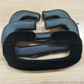 vr眼镜海棉护套海绵眼罩皮革眼镜海绵眼罩 VR眼罩面贴护套价优