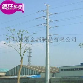 厂家专业生产各种电力钢杆 质量保证
