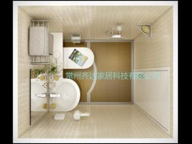 齊達衛浴UB1214型