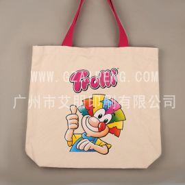厂家批发棉布袋各种帆布袋时尚环保布袋可加logo