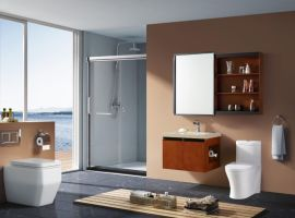 鼎派卫浴(diypass)X-111定制浴室柜
