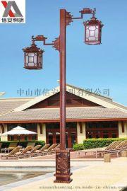 专业定制生产非标规格民族风特色庭院灯厂家