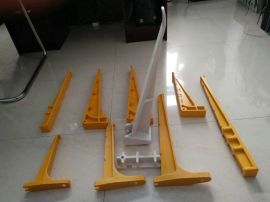 欧博百亿玻璃钢电缆支架承载力好,耐腐蚀性好