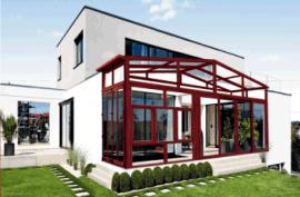 佛山德技名匠阳光房厂家--如何改善阳光房噪音、隔热、通风问题