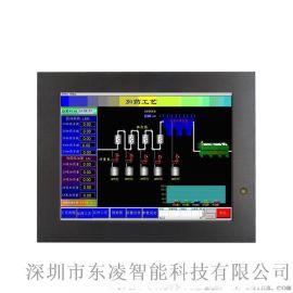 臺灣工控嵌入式19寸防水防爆工控一體機