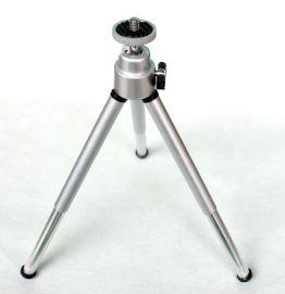 单反相机三脚支架 迷你手机拍照三脚架 小型数码桌面摄影三角架