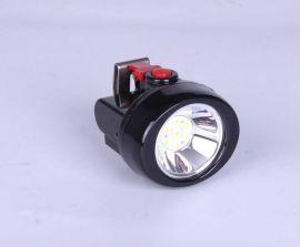 移动照明 直销 矿井用头灯 KL2.5LM(A) led 探照灯 一体式矿灯