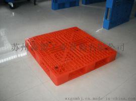 苏州塑料托盘  叉车液压车专用托盘